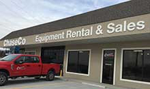Contact ChaseCo Rentals in Rolla