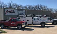 Contact ChaseCo Rentals Parts & Service Center