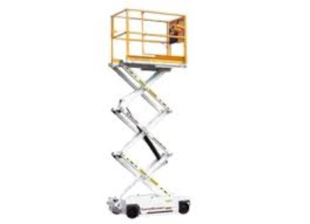 Where to find 14 X30  ELECTRIC SCISSOR LIFT in St. Louis