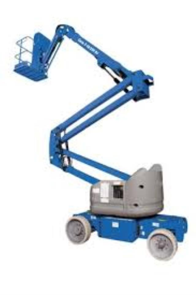 Where to find ELECTRIC BOOM LIFT - 46  WORK HEIGHT in St. Louis