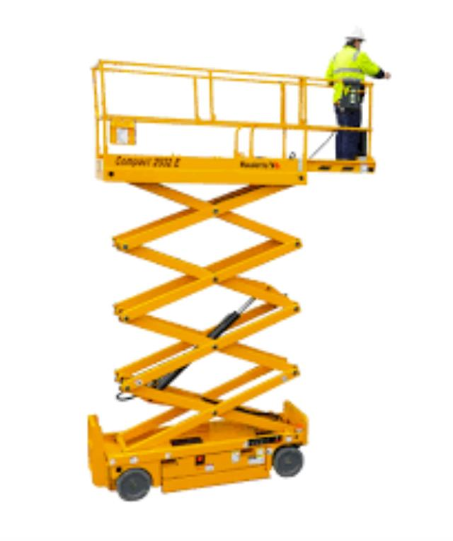Where to find 33 x47  ELECTRIC SCISSOR LIFT in Sullivan