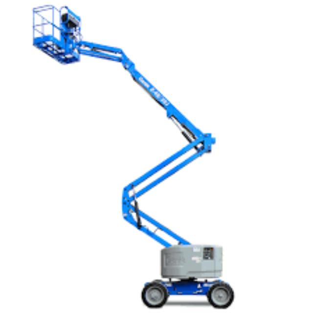 Where to find ARTICULATING BOOM LIFT - 51  WORK HEIGHT in St. Louis