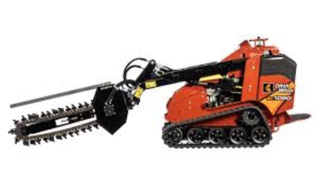 TRENCHER ATTACH 24 INCH X4 5 INCH FOR MINI SKID Rentals