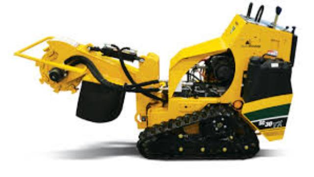Where to find STUMP GRINDER    RUBBER TRACKS in Sullivan