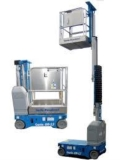 Rental store for RUNABOUT - COMPACT VERTICAL MAST LIFT in St. Louis MO