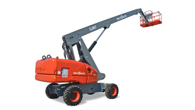 Rent Boom Lifts - Indoor/outdoor
