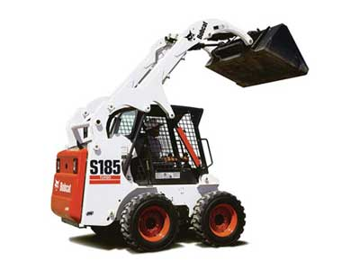 Rent Rubber Tire Skid Loader