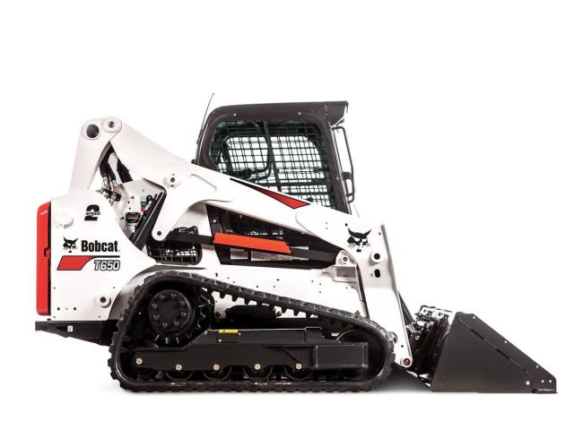 Rent Tracked Skid Loaders