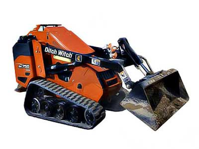 Rent Stand On Track Loaders