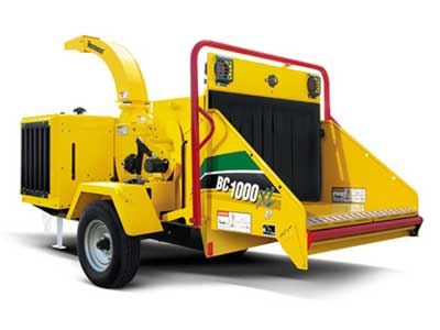 Rent Straw Blowers, Brush Cutters & Wood Chippers