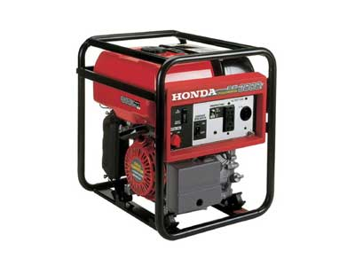 Rent Honda Generators