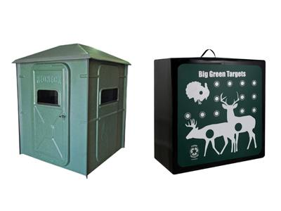 Rent Redneck Deer Blinds