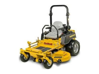 Rent Hustler Mower Sales