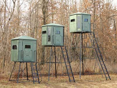 Redneck deer blind sales in Central Missouri