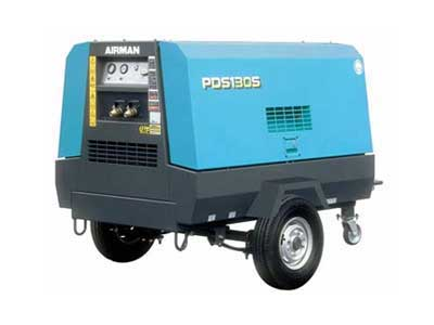 Compressor rentals in Central Missouri